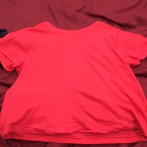Red Tee!